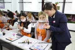 武汉化妆学校哪里好|经典化妆学校2018湖北最具影响力的培训