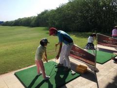 高尔夫培训