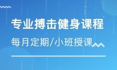 杭州专业搏击健身培训课程