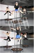 武汉东西湖区激情蹦床课程培训