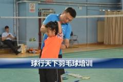 球行天下东单体育馆青少年儿童羽毛球培训