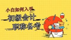 南京初级会计培训_初级会计考试如何顺利通关?