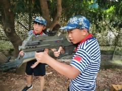 东莞长安军事夏令营14天课程地址在哪里