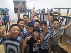 东莞厚街军事夏令营14天课程费用多少