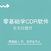 中堂零基础学CDR软件天骄职校免费荐推工作