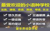 深圳新世界外语培训
